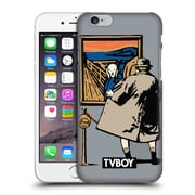OFFICIAL TVBOY URBAN CELEBRITIES The Scream Hard Back Case for Apple iPhone 6 / 6s (9_F_19A71)