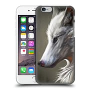 OFFICIAL EXILEDEN CANINE Arctic Wolf Hard Back Case for Apple iPhone 6 / 6s (9_F_1C83B)