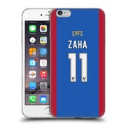 OFFICIAL CRYSTAL PALACE FC 2016/17 PLAYERS HOME KIT Wilfried Zaha Soft Gel Case for Apple iPhone 6 Plus / 6s Plus (C_10_1E627)