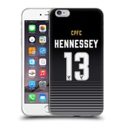 OFFICIAL CRYSTAL PALACE FC 2016/17 PLAYERS HOME KIT Wayne Hennessey Soft Gel Case for Apple iPhone 6 Plus / 6s Plus (C_10_1E633)
