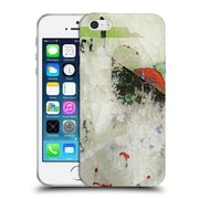 OFFICIAL AINI TOLONEN IN THE MOOD Cool But With A Twist Soft Gel Case for Apple iPhone 5 / 5s / SE (C_D_1D363)