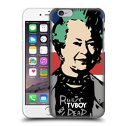 OFFICIAL TVBOY URBAN CELEBRITIES Punk Elizabeth Hard Back Case for Apple iPhone 6 / 6s (9_F_19A75)