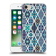 OFFICIAL IULIIA LELEKOVA PATTERNS Patchwork Moroccan Tile Hard Back Case for Apple iPhone 7 (9_1F9_1D2E2)