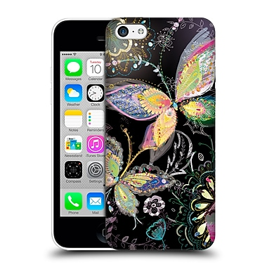 OFFICIAL TURNOWSKY SILVER MOON Night Flight Hard Back Case for Apple iPhone 5c (9_E_1CE9B)