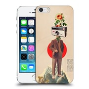 OFFICIAL FRANK MOTH VINTAGE Instamemory Hard Back Case for Apple iPhone 5 / 5s / SE (9_D_1C50D)