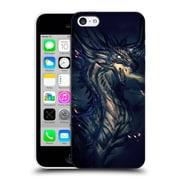 OFFICIAL EXILEDEN FANTASY Dragon Breath Hard Back Case for Apple iPhone 5c (9_E_1C83E)