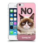 OFFICIAL GRUMPY CAT QUOTES No Hard Back Case for Apple iPhone 5 / 5s / SE (9_D_1CC19)