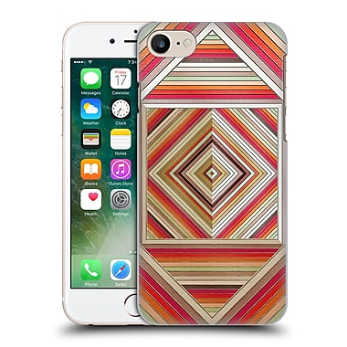 OFFICIAL GIULIO ROSSI GEOMETRY Four Hard Back Case for Apple iPhone 7 (9_1F9_1CC7A)