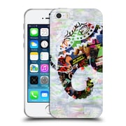 OFFICIAL ARTPOPTART ANIMALS Elephant Soft Gel Case for Apple iPhone 5 / 5s / SE (C_D_1A219)