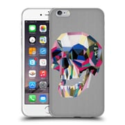 OFFICIAL ARTPOPTART POP CULTURE Skull Soft Gel Case for Apple iPhone 6 Plus / 6s Plus (C_10_1A22D)