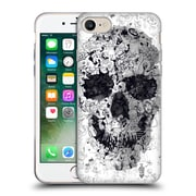 OFFICIAL ALI GULEC THE MESSAGE Doodle Skull Soft Gel Case for Apple iPhone 7 (C_1F9_1BD4D)