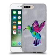 OFFICIAL ARTPOPTART ANIMALS Hummingbird Soft Gel Case for Apple iPhone 7 Plus (C_1FA_1A21D)
