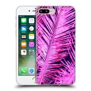 OFFICIAL AMY SIA TROPICAL Palm Hot Pink Soft Gel Case for Apple iPhone 7 Plus (C_1FA_1AB76)