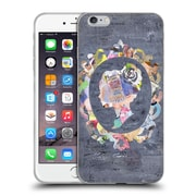 OFFICIAL ARTPOPTART COLLAGE Victorian Soft Gel Case for Apple iPhone 6 Plus / 6s Plus (C_10_1A239)