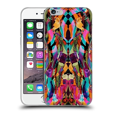 OFFICIAL AMY SIA KALEIDOSCOPE Antigua Soft Gel Case for Apple iPhone 6 / 6s (C_F_1AB5F)