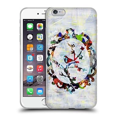 OFFICIAL ARTPOPTART COLLAGE Regal Bird Soft Gel Case for Apple iPhone 6 Plus / 6s Plus (C_10_1A235)