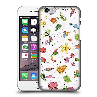 OFFICIAL TURNOWSKY IN MY BACKYARD Tropical Trends Hard Back Case for Apple iPhone 6 / 6s (9_F_1CE68)