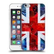 OFFICIAL ARTPOPTART FLAGS Union Jack Soft Gel Case for Apple iPhone 6 Plus / 6s Plus (C_10_1A224)