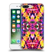 OFFICIAL AMY SIA KALEIDOSCOPE 2 Tropical Tie Dye Soft Gel Case for Apple iPhone 7 Plus (C_1FA_1AB6C)