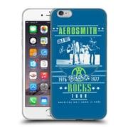 OFFICIAL AEROSMITH TOUR Rocks Soft Gel Case for Apple iPhone 6 Plus / 6s Plus (C_10_1D6AA)
