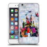 OFFICIAL ARTPOPTART POP CULTURE Castle Soft Gel Case for Apple iPhone 6 Plus / 6s Plus (C_10_1A22B)