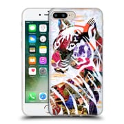 OFFICIAL ARTPOPTART ANIMALS Tiger Soft Gel Case for Apple iPhone 7 Plus (C_1FA_1A217)