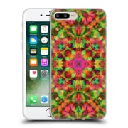 OFFICIAL AMY SIA KALEIDOSCOPE 2 Tropical Fruit Soft Gel Case for Apple iPhone 7 Plus (C_1FA_1AB6A)