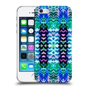OFFICIAL AMY SIA TROPICAL Blue Soft Gel Case for Apple iPhone 5 / 5s / SE (C_D_1AB7A)