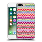 OFFICIAL AMY SIA DECORATIVE PATTERNS Chevron Soft Gel Case for Apple iPhone 7 Plus (C_1FA_1AB3F)