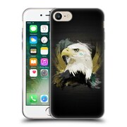 OFFICIAL ARON ART ANIMALS Eagle Soft Gel Case for Apple iPhone 7 (C_1F9_1DEF9)