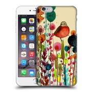 OFFICIAL SYLVIE DEMERS FLOWERS Fiesta Hard Back Case for Apple iPhone 6 Plus / 6s Plus (9_10_1BAD2)