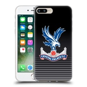 Official Crystal Palace FC 2016/17 Players Kit GK Home Soft Gel Case for Apple iPhone 7 Plus (C_1FA_1E194)