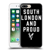 Official Crystal Palace FC The Eagles SLAP Soft Gel Case for Apple iPhone 7 Plus (C_1FA_1E18B)