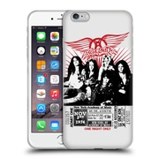 OFFICIAL AEROSMITH POSTERS Admission Soft Gel Case for Apple iPhone 6 Plus / 6s Plus (C_10_1D6A4)