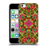 OFFICIAL AMY SIA KALEIDOSCOPE 2 Tropical Fruit Soft Gel Case for Apple iPhone 5c (C_E_1AB6A)