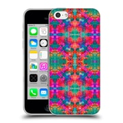 OFFICIAL AMY SIA KALEIDOSCOPE 2 Psychedelic Soft Gel Case for Apple iPhone 5c (C_E_1AB67)