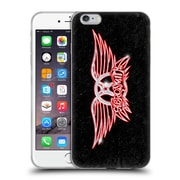 OFFICIAL AEROSMITH LOGOS Winged Soft Gel Case for Apple iPhone 6 Plus / 6s Plus (C_10_1D69F)