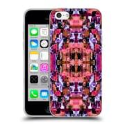 OFFICIAL AMY SIA KALEIDOSCOPE 2 Dark Diamond Soft Gel Case for Apple iPhone 5c (C_E_1AB65)