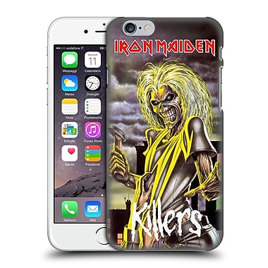 OFFICIAL IRON MAIDEN ALBUM COVERS Killers Hard Back Case for Apple iPhone 6 / 6s (9_F_1DB6A)