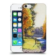 OFFICIAL GRAHAM GERCKEN AUTUMN Light Tarana Hard Back Case for Apple iPhone 5 / 5s / SE (9_D_1C298)