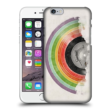 OFFICIAL FLORENT BODART MUSIC Rainbow Classics Hard Back Case for Apple iPhone 6 / 6s (9_F_1AFB5)