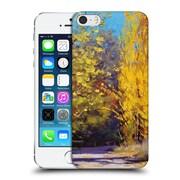 OFFICIAL GRAHAM GERCKEN AUTUMN Plein Air Landscape Hard Back Case for Apple iPhone 5 / 5s / SE (9_D_1C29A)