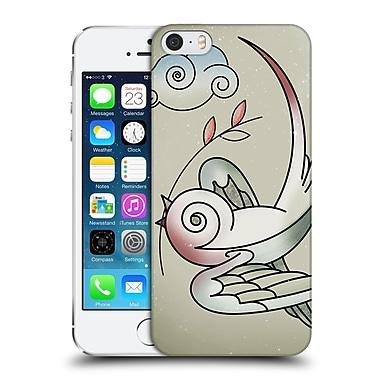 OFFICIAL VIN ZZEP BIRDS Sparrow Hard Back Case for Apple iPhone 5 / 5s / SE (9_D_1E23E)