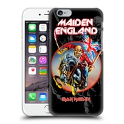 OFFICIAL IRON MAIDEN TOURS England Hard Back Case for Apple iPhone 6 / 6s (9_F_1DB7C)