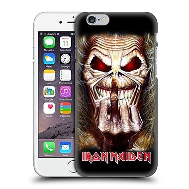 OFFICIAL IRON MAIDEN ART Candle Finger Hard Back Case for Apple iPhone 6 / 6s (9_F_1DB78)