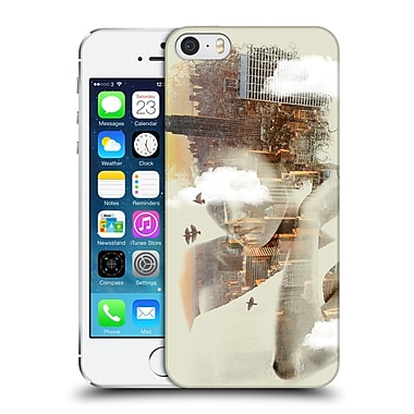 OFFICIAL VIN ZZEP DOUBLE EXPOSURE New York Dreaming Hard Back Case for Apple iPhone 5 / 5s / SE (9_D_1E24F)