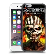 OFFICIAL IRON MAIDEN TOURS TBOS Hard Back Case for Apple iPhone 6 / 6s (9_F_1DB79)