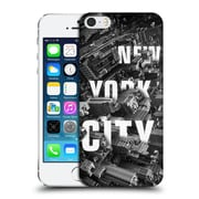 OFFICIAL VIN ZZEP DESIGNS New York City Streets Hard Back Case for Apple iPhone 5 / 5s / SE (9_D_1E242)