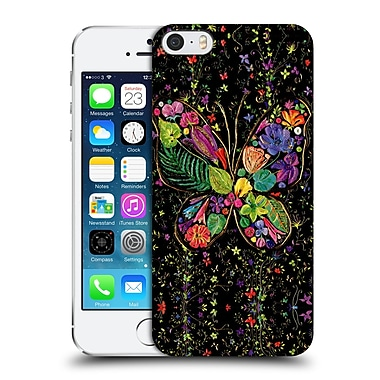 OFFICIAL TURNOWSKY BOLD BEAUTIFUL Butterfly Effect Hard Back Case for Apple iPhone 5 / 5s / SE (9_D_1CE2C)