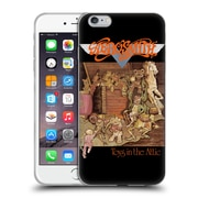 OFFICIAL AEROSMITH ALBUMS Toys In The Attic Soft Gel Case for Apple iPhone 6 Plus / 6s Plus (C_10_1D69A)